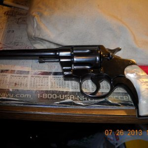 colt police special 38