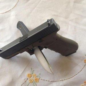 Glock 17 OD Green