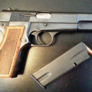 Browning Hi Power - Ross