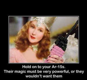 Glinda Tells The Truth