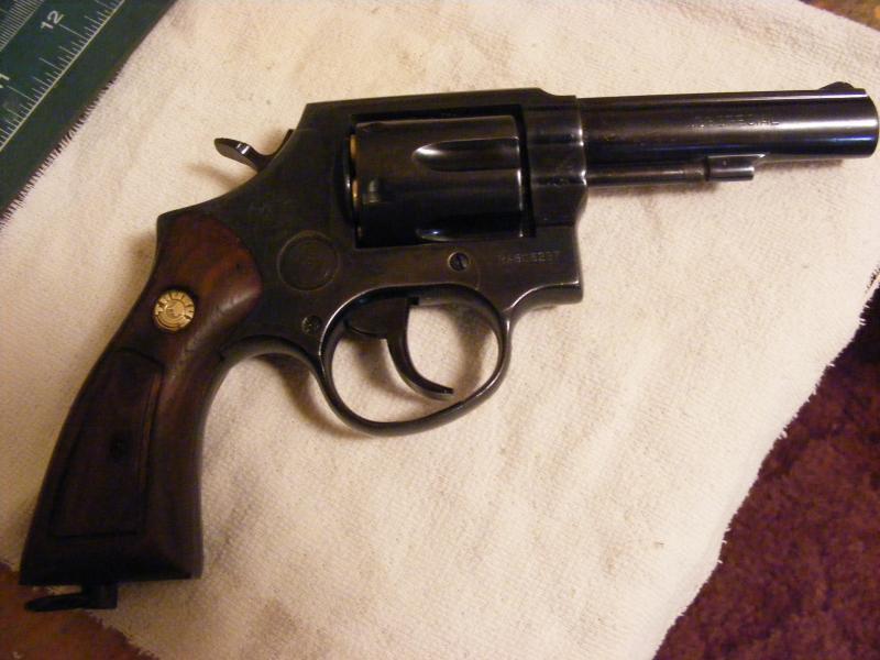 Taurus Mod 82 38 Special
