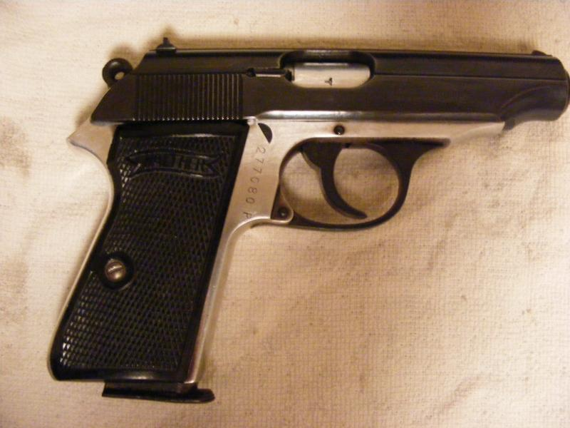 Walther PP 32 auto.